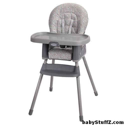 7 Best Baby High Chairs in 2015 - Graco SimpleSwitch baby High Chair and Booster Pasadena #highchair #babyhighchair