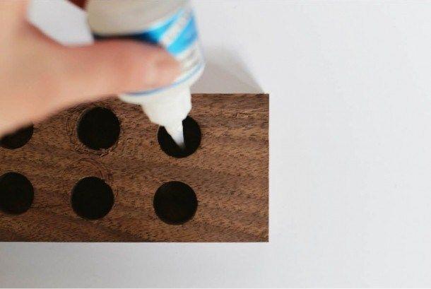 Cum faci un suport magnetic pentru cutite. O metoda simpla si ieftina de a economisi spatiu in bucatarie - Case practice