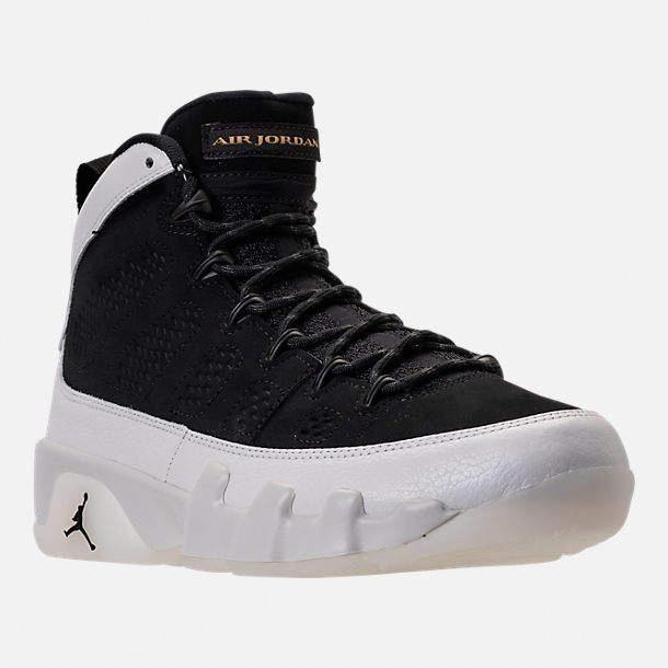 low priced fc0ed 8d9dd Nike Men's Air Jordan 9 Retro Basketball Shoes ...