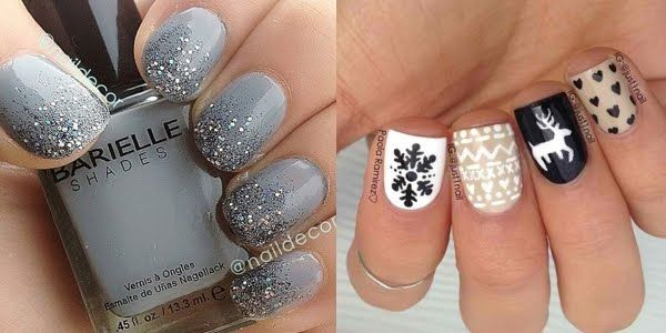 Awesome Winter Nails!