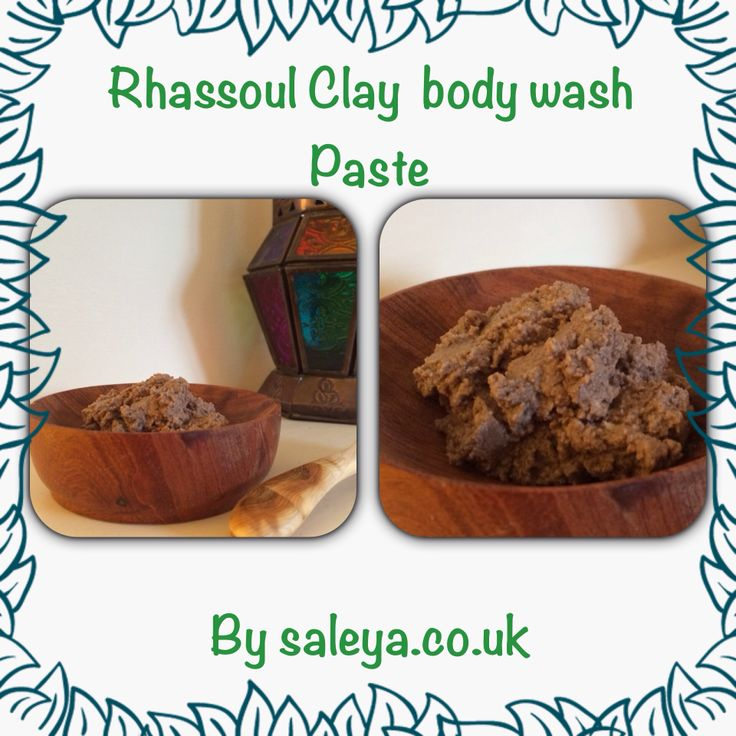 I am experimenting and working on a new recipe for a chemical-free shampoo using Salèya's Volcanic Rhassoul Clay - Do you have a recipe that works a treat for your hair? have you ever tried to make your own shampoo? #beauty #rhassoul #clay #mask #face #hair #body
