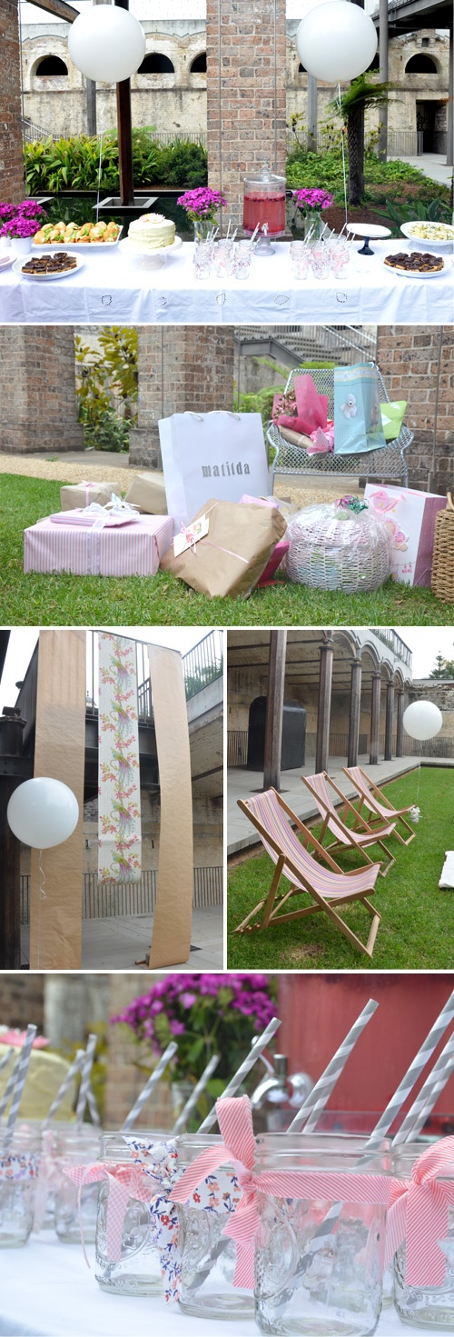Picnic Baby Shower Styled by 7 Year Wedding