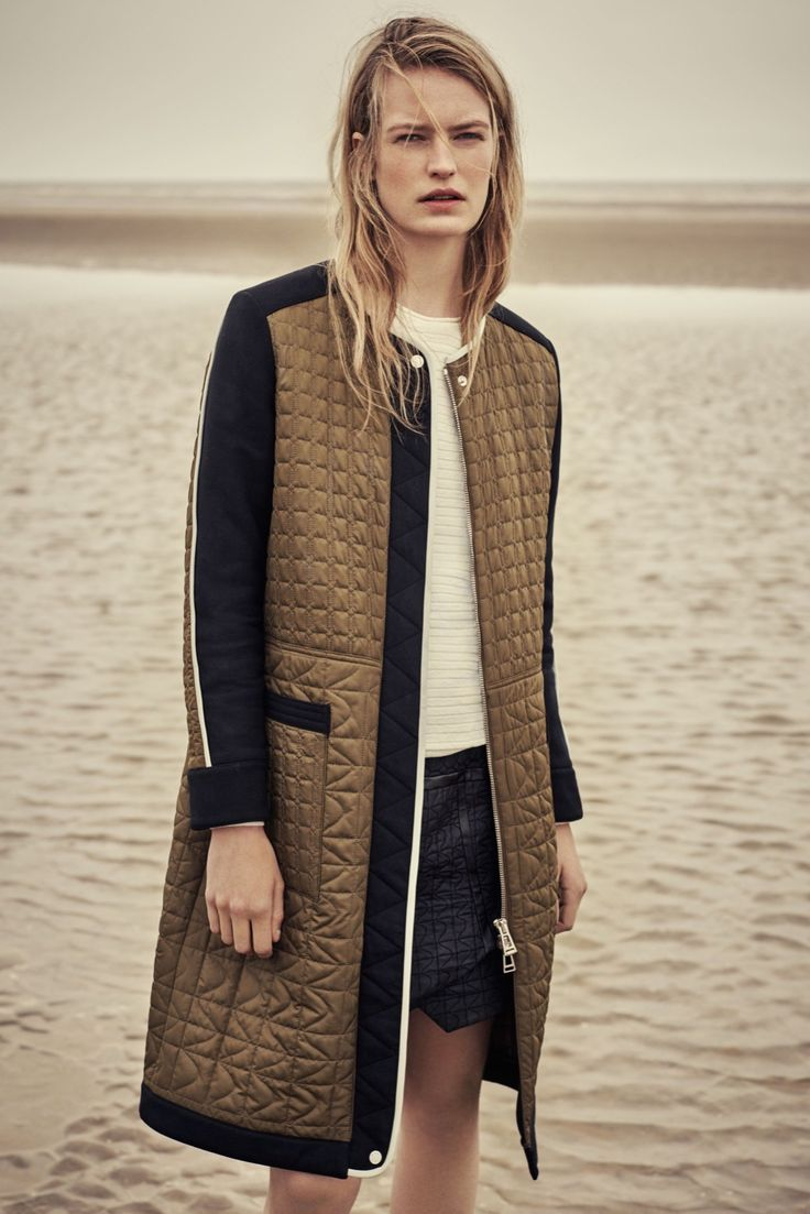 Belstaff Resort 2016 Fashion Show