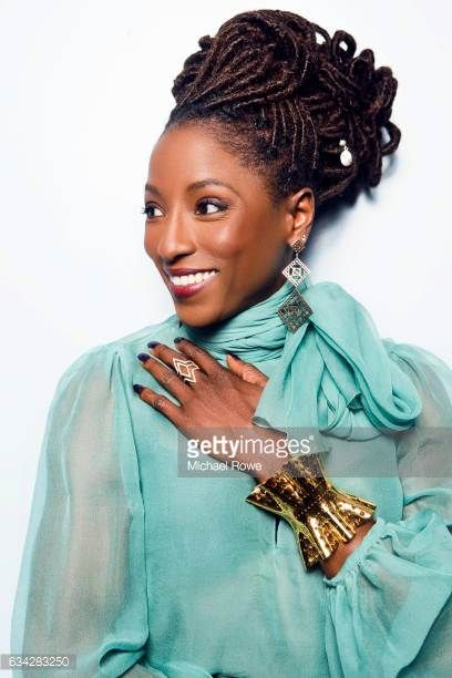 rutina wesley | Actress Rutina Wesley from the cast of Queen Sugar is photographed for ...