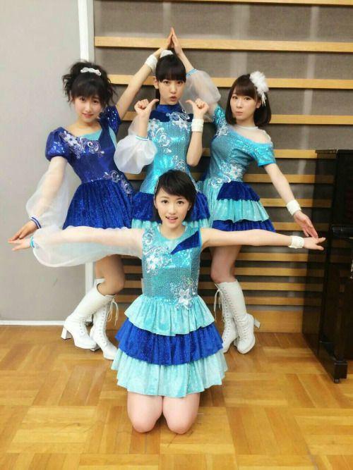 Masaki Sato, Haruna Iikubo, Ayumi Ishida & Haruka Kudo
