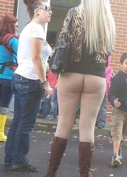 When leggings go wrong, it looks like this. I lost it at number 4. – Momma Buzz