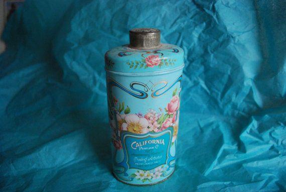 Avon California Perfume Co. 1977 Anniversary Keepsake