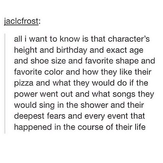 is that too much to ask