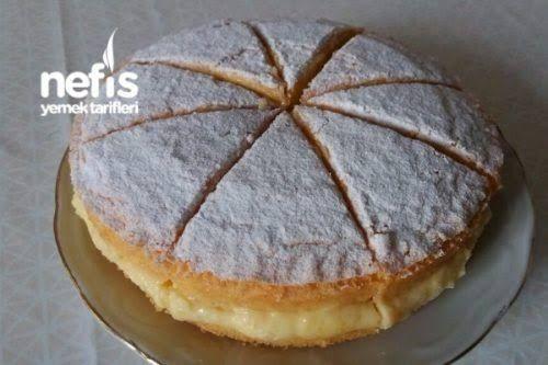 Yumuşacık Muzlu Alman Pastası (Orjinal Tarif) Tarifi