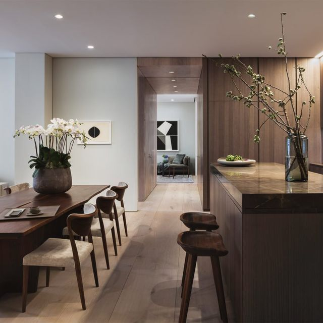 First Apartment In Tadao Ando's 152 Elizabeth Street