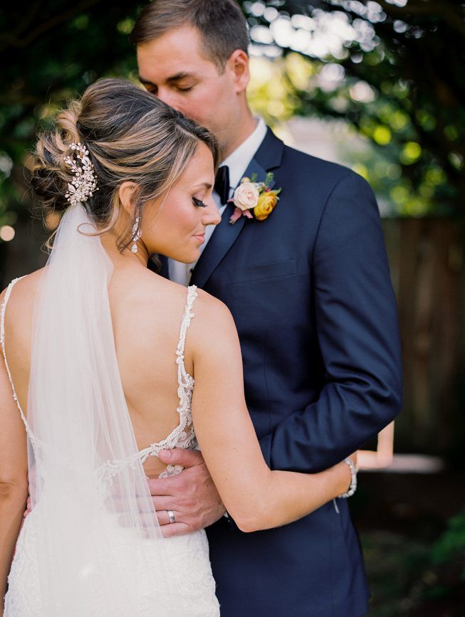 be8c1d0f45b ... Dresses Added a Winning Burst of Color to this Annapolis Wedding. Jenna  and Ben Bubblegum Pink Wedding