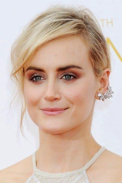 Taylor Schilling - Emmy make up