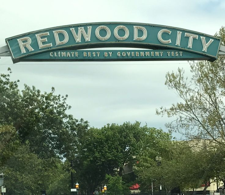 "Redwood City, California- ""Climate Best By Government Test""."