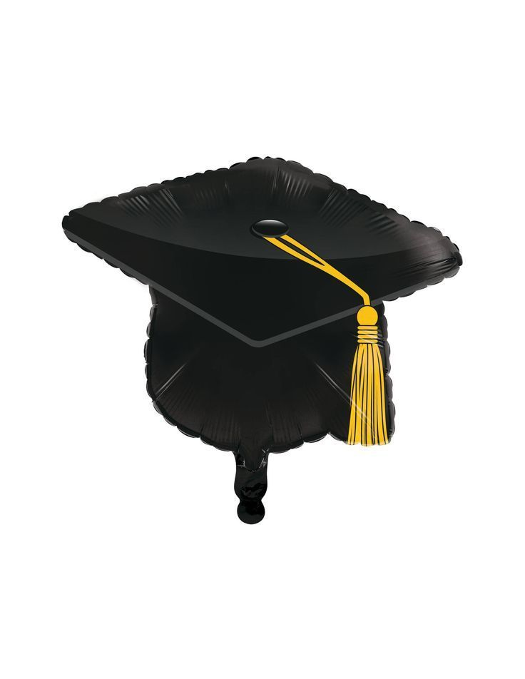 Graduation Cap Balloon - Graduation Party Balloon, Graduation Party Balloon, Graduation Party Decorations, Graduation Party Decor, Graduation Party Ideas - #ab ...