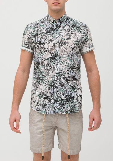 Camicia in mussola