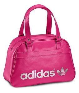 ADIDAS PURSE: Bowling Bags, Bowls Bags, Adidas Purses, Da Bags, Airline Bags, Adidas Originals, Adorable Bags, Products, Bags Purplewhit