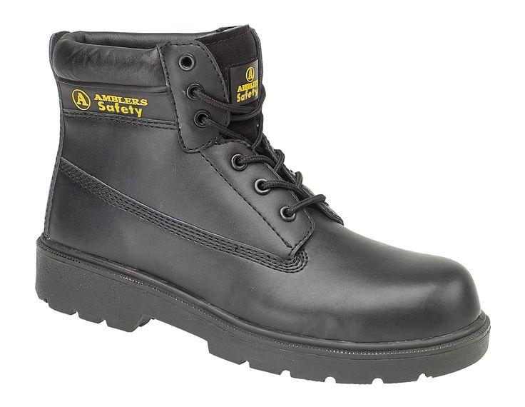 Amblers Safety Fs67c Composite S1p Src Black Size 10 gcuZHm1