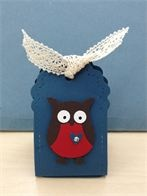 Owl sweetie pouch