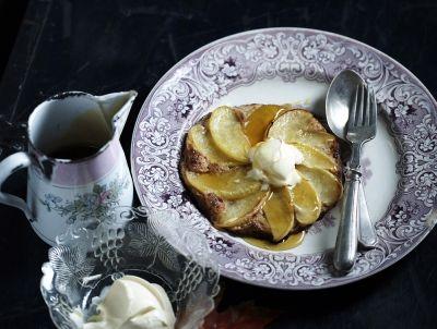 A legfinomabb, igazi almás palacsinta receptje / Delicious apple pancake / Éva Magazin