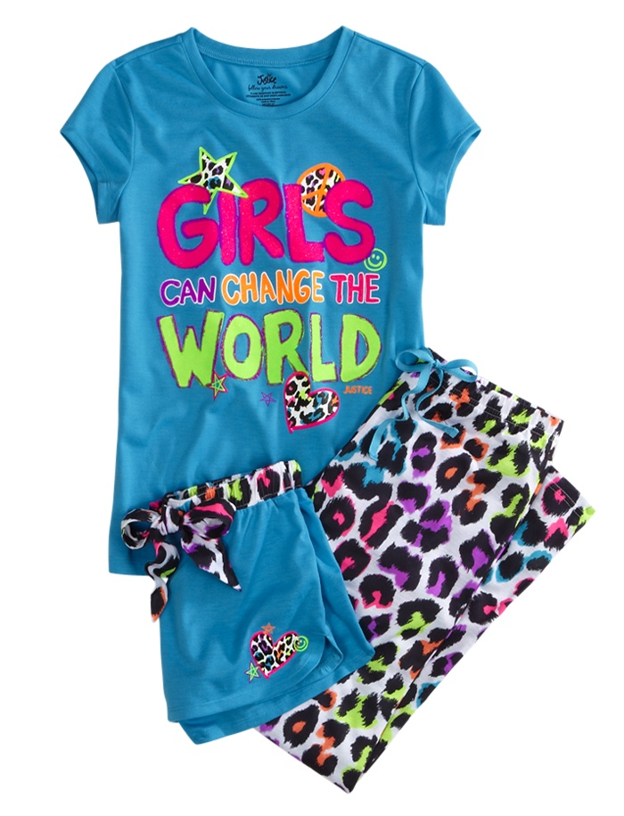 17 Best ideas about Girls Pajamas on Pinterest | Justice store ...