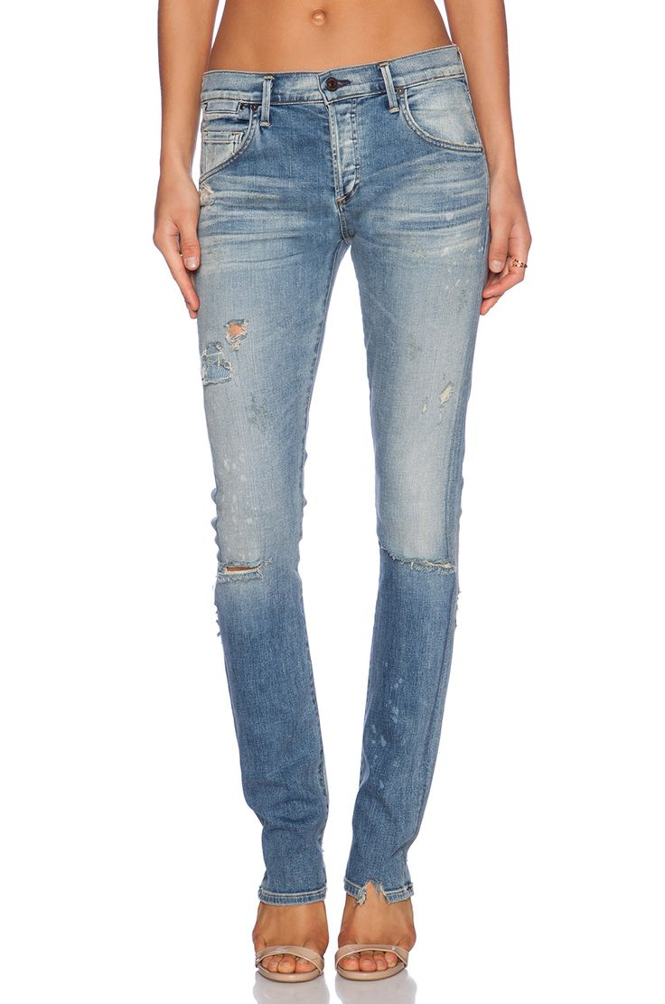 #REVOLVEclothing Emerson Long Citizens of Humanity