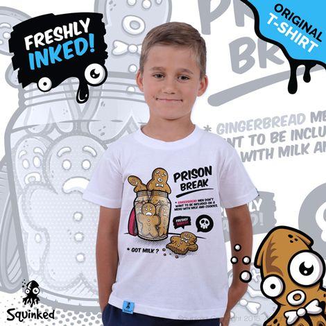 Prison Break... *Kids T-shirt! *Tricou pentru copii!