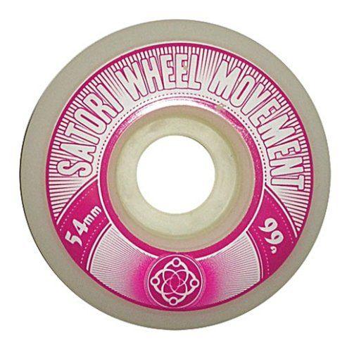 Satori Movement Hues Series Wheels (55mm)