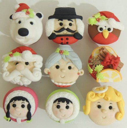 Christmas 2012 Collection by Shereen's Cakes & Bakes
