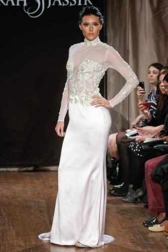 Coordinated For You  Interview with Bridal Designer Sarah Jassir