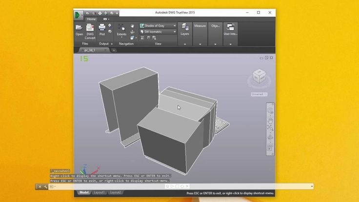 Autodesk DWG Trueview - Open and View DWG Files - Download Software Preview  Autodesk DWG Trueview is a software application that comes in both a free and paid-for version. Autodesk DWG Trueview is designed to view, edit and convert DWG files. The .dwg file format is one of the most commonly used design data formats, found in nearly every design environment. It signifies compatibility with AutoCAD technology. Autodesk created .dwg in 1982 with the launch of its first version of AutoCAD…