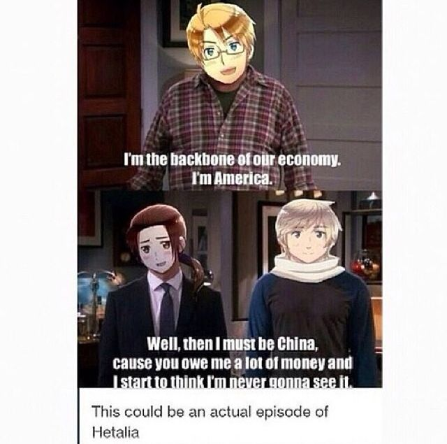 Please make this an episode