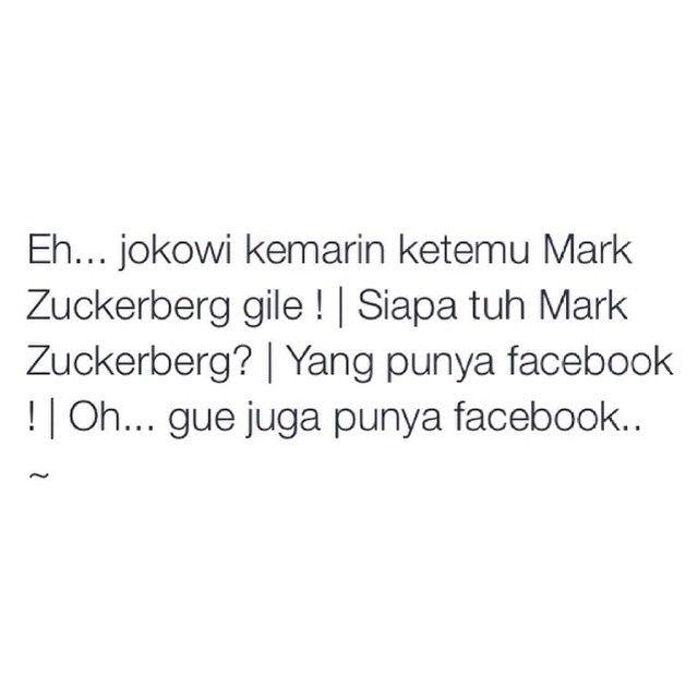 oo..gw juga punya facebook