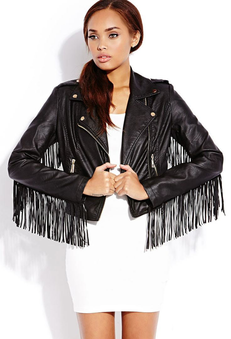 Leather jacket yahoo answers - 122 Best Images About Rock N Roll Style On Pinterest Forever21 Rock N Roll And Studded Jacket