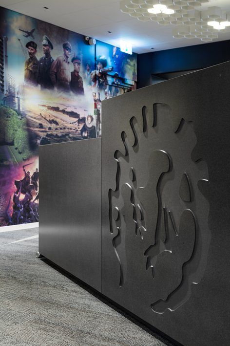 Paradox Interactive, Stockholm, 2015 - Adolfsson & Partners AB