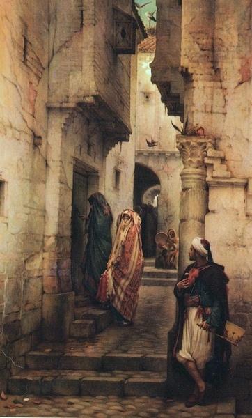 Lebrun, Guillaume Charles (1825-1908) - The Love Token