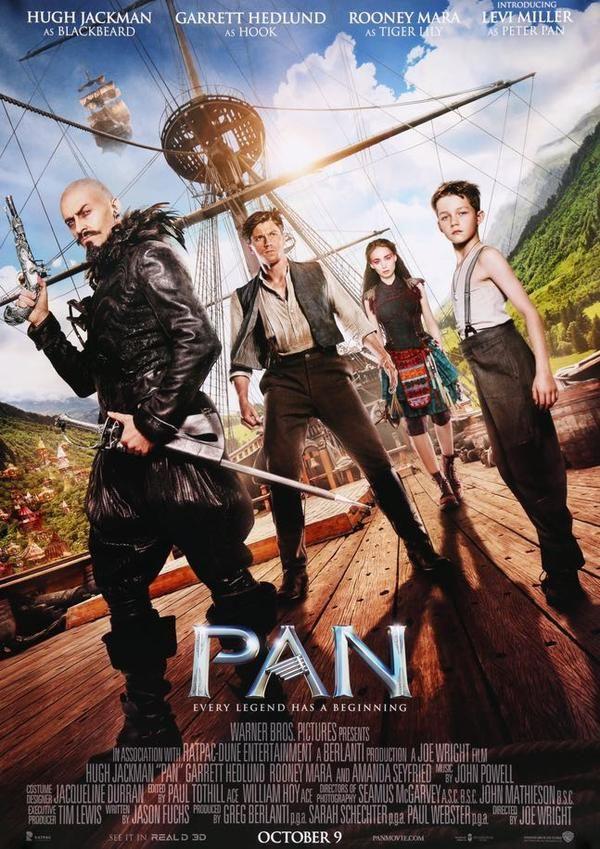 Pan (2005) in 2020 Pan movie, Good movies, I movie