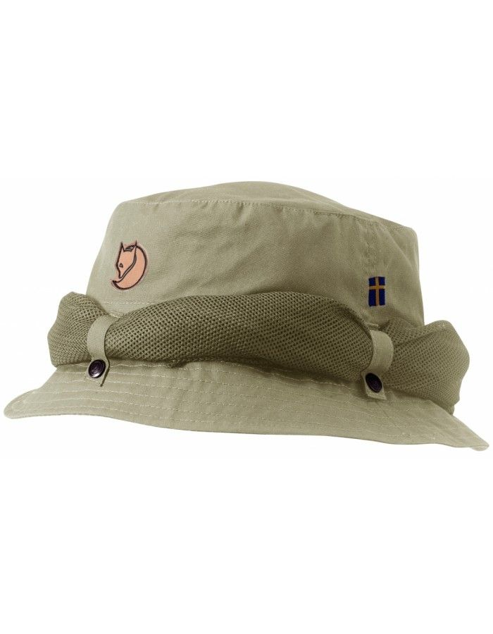 Fjellreven marlin Mosquito Hat - Light Khaki