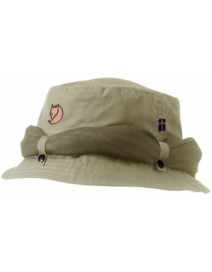 Fjellreven marlin Mosquito Hat - Light Khaki