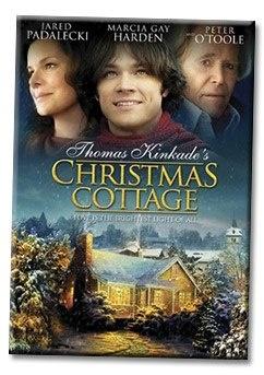 Thomas kinkadeFilm, Christmas Parties, Jared Padalecki, Kinkade Christmas, Christmas Movie, Jaredpadalecki, Favorite Movie, Thomas Kinkade, Christmas Cottages