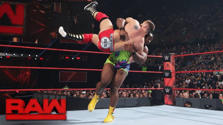 The New Day has sought REVENGE on The Revival, but Scott Dawson & Dash Wilder are out to prove that they're the TOP GUYS of WWE Raw!
