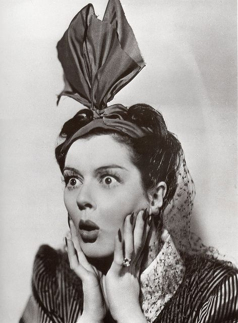 "Rosalind Russell, ""The Women"", 1939"