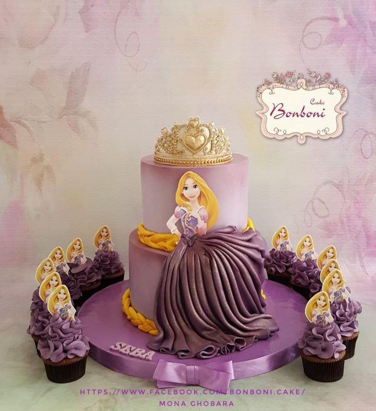 Rapunzel  by Bonboni Cake