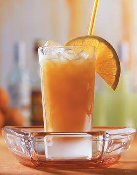 Eierlikör-Maracuja-Drink - Rezepte