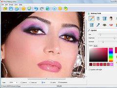 Photo Makeup Editor 2 Screenshot