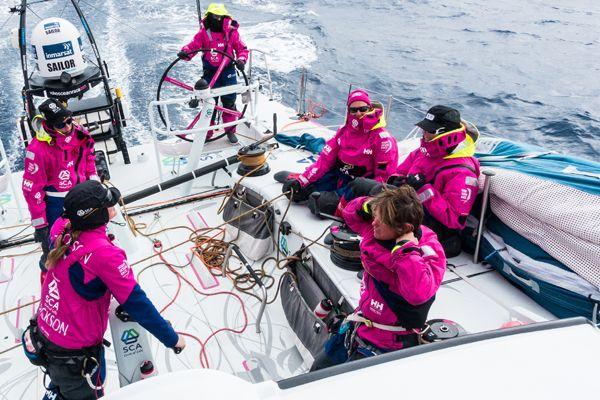 Team SCA: le ragazze in viaggio dalla Nuova Zelanda al Brasile
