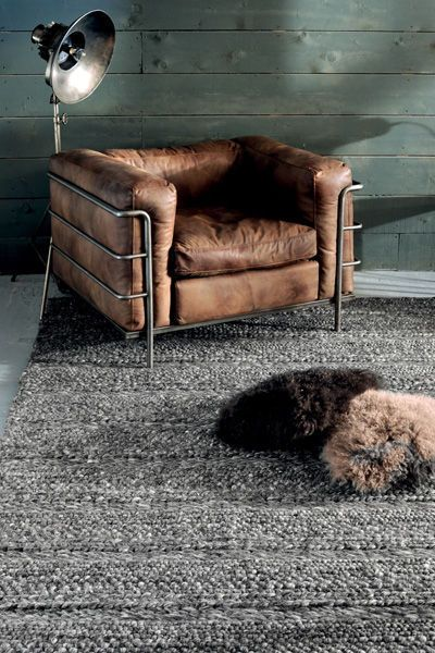 Bochart Toulemonde : les plus beaux tapis graphiques, naturels, en laine et lin pour intérieur et extérieur - CôtéMaison.fr