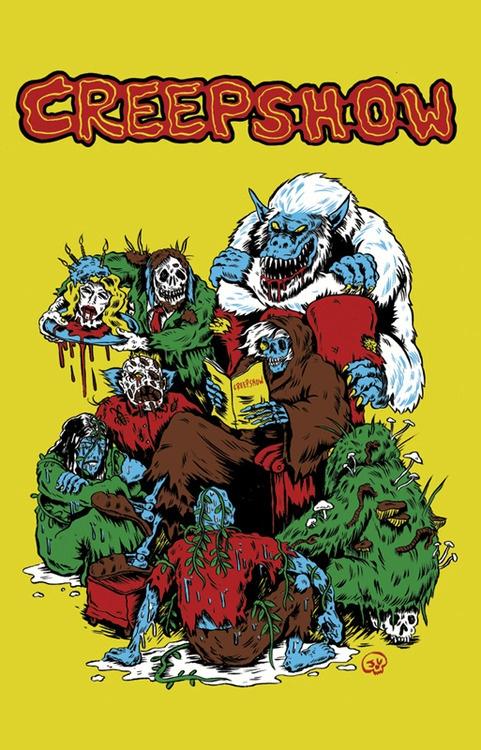 Creepshow fan art | Creepshow Poster & Fan Art | Pinterest
