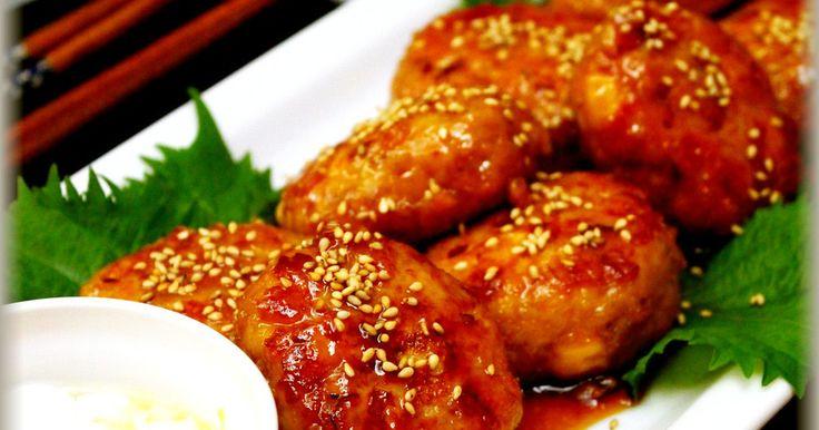 豆腐入り♪ふんわり鶏つくね by EnjoyKitchen [クックパッド] 簡単おいしいみんなのレシピが249万品