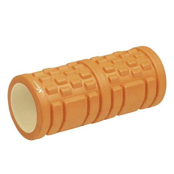 Appelsin X-erfit Massage roller, Massasjerulle - Foam Roller - xxl.no