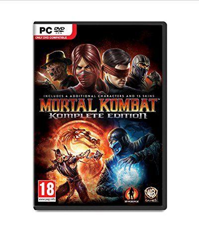 #8: Mortal Kombat: Komplete Edition (PC Code)